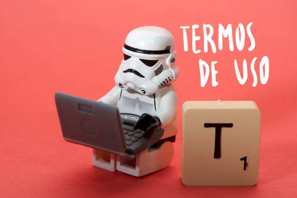 Termos de uso do blog