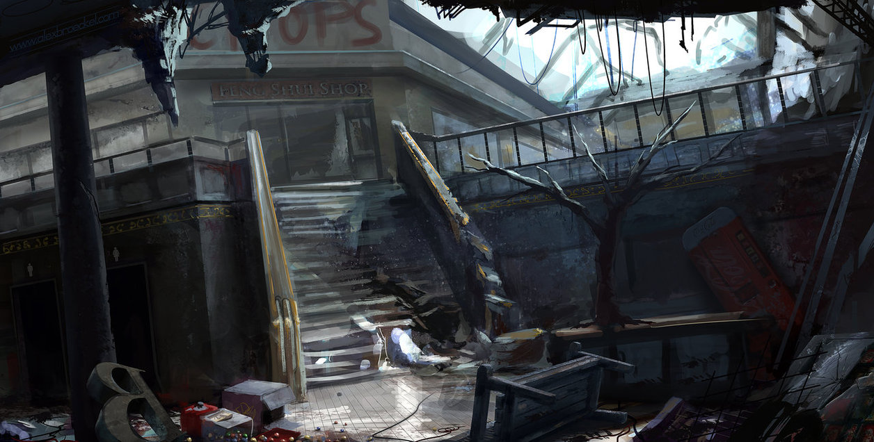 abandoned_mall_by_raybender