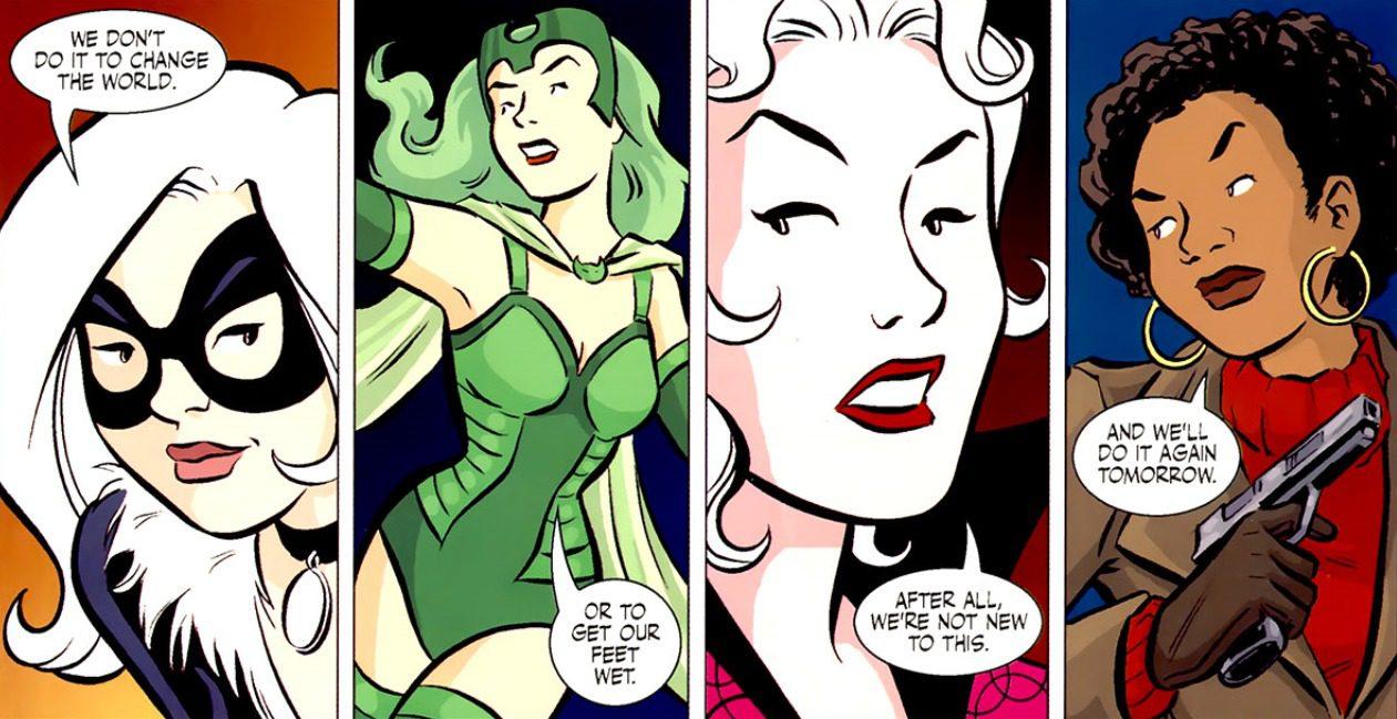Mulheres nos Quadrinhos – Pt. 2