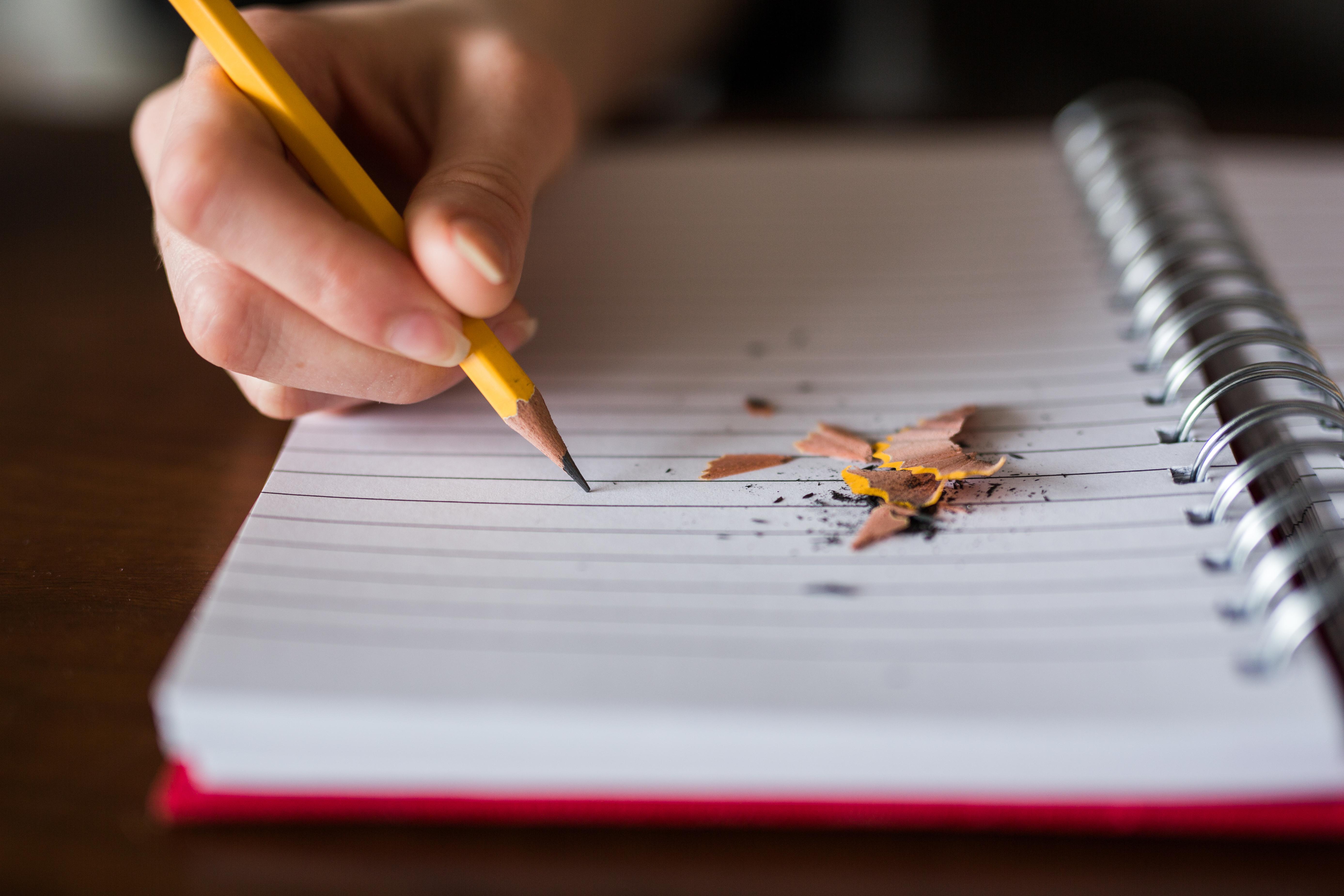 A redatora que sentia saudades de escrever