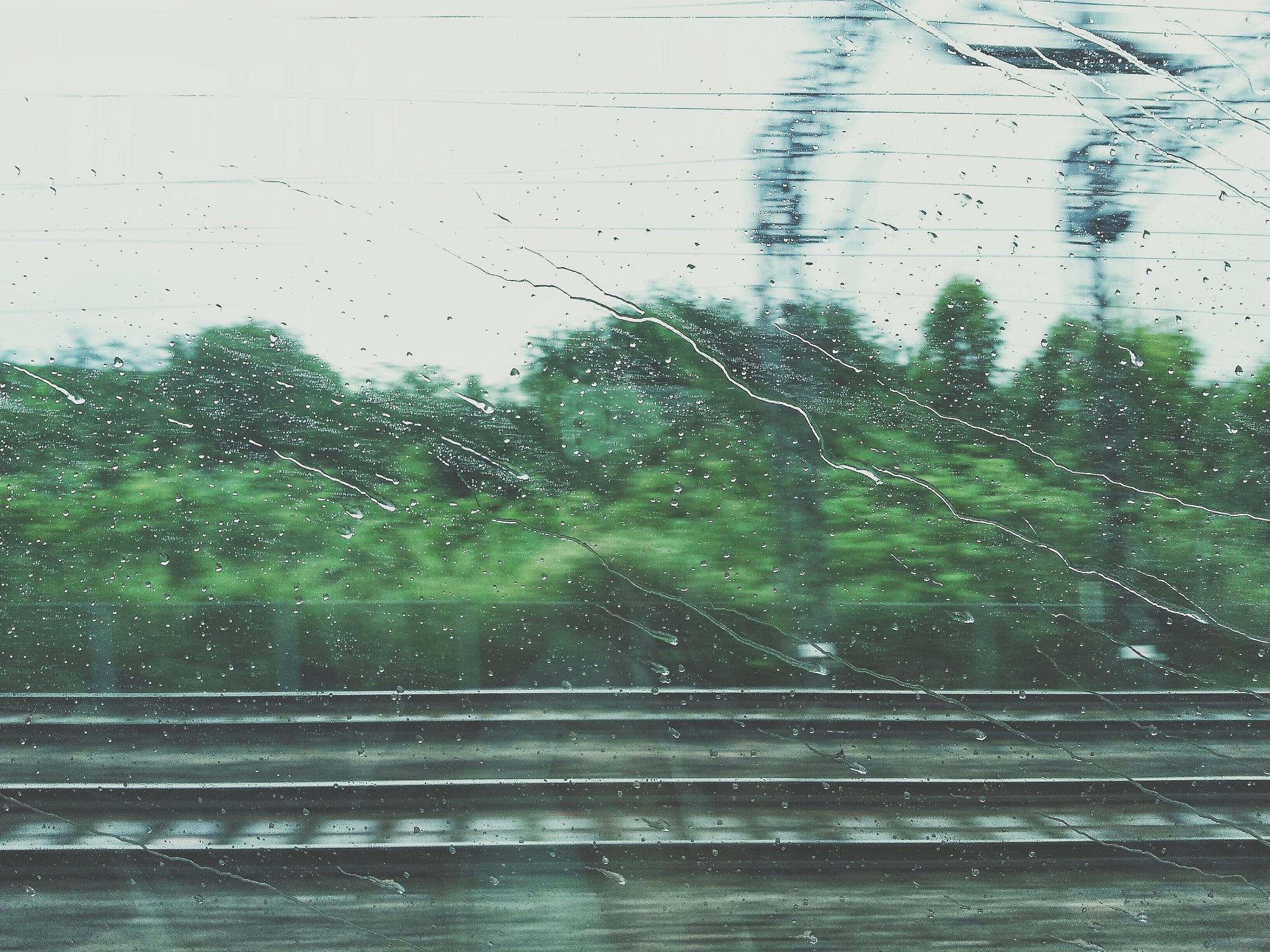Nós somos como a chuva que passa