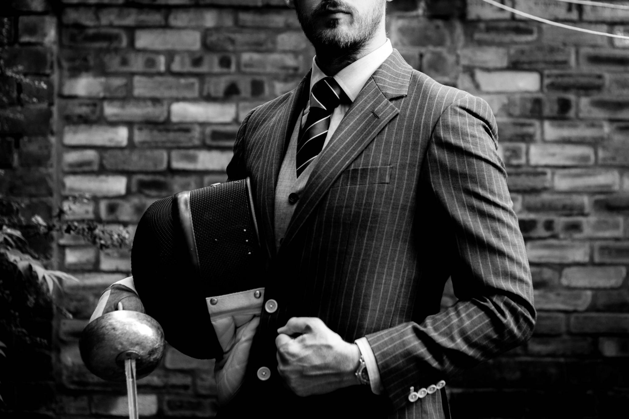 Masculinidade, um traje fora de moda