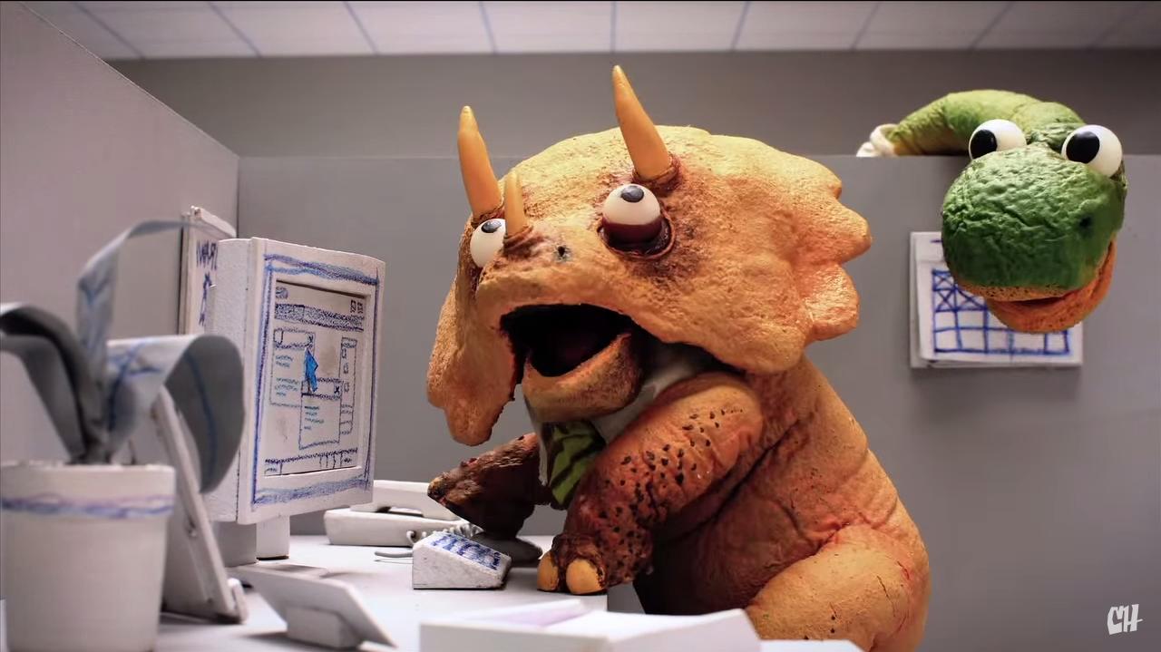Meu blog é um dinossauro que se recusa a virar fóssil