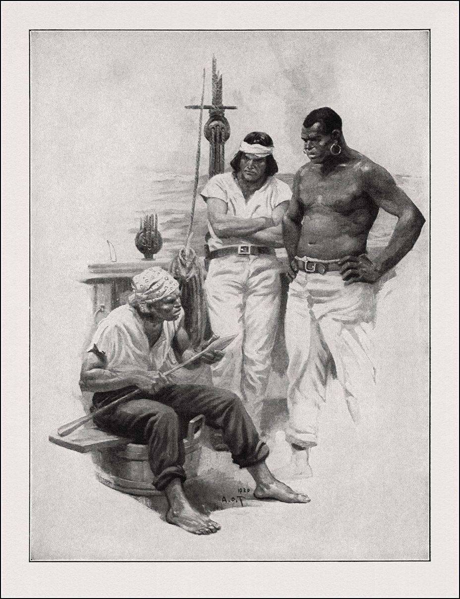 Tripulantes negros