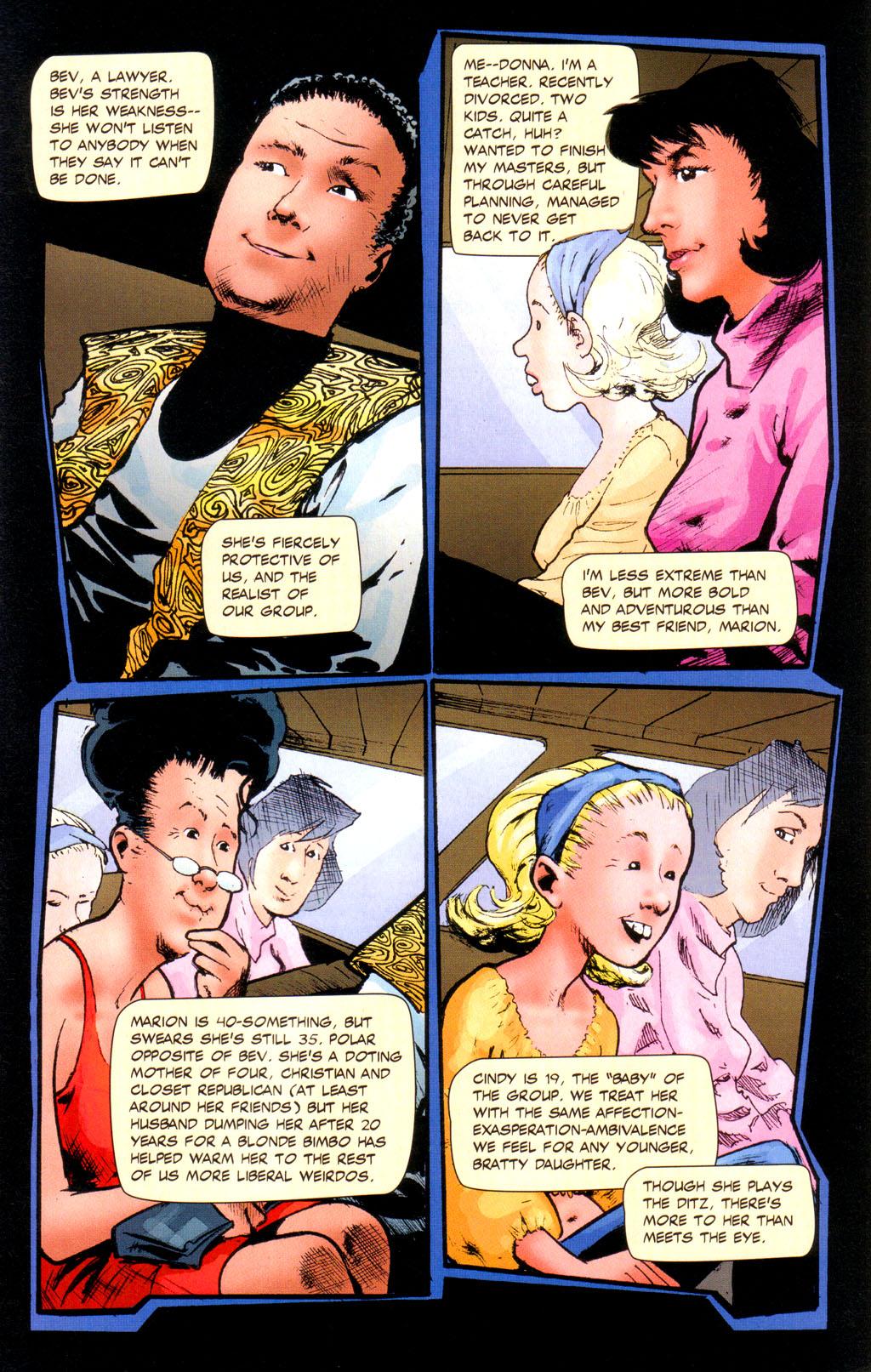 four women #01 - 06