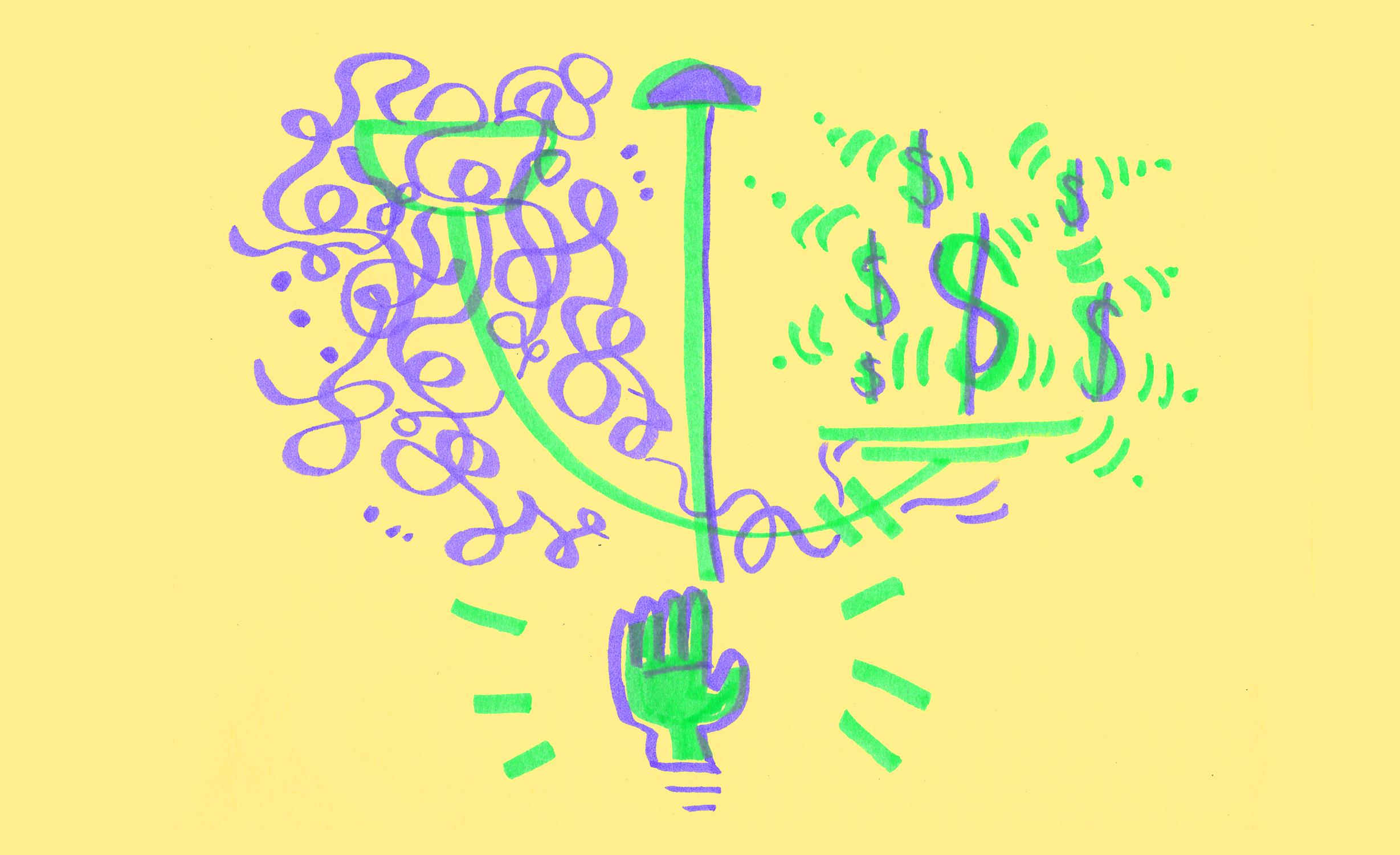 Problemas de concordância: escrever e ganhar dinheiro