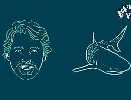Bobagens Imperdíveis #17: Fotógrafo de tubarões