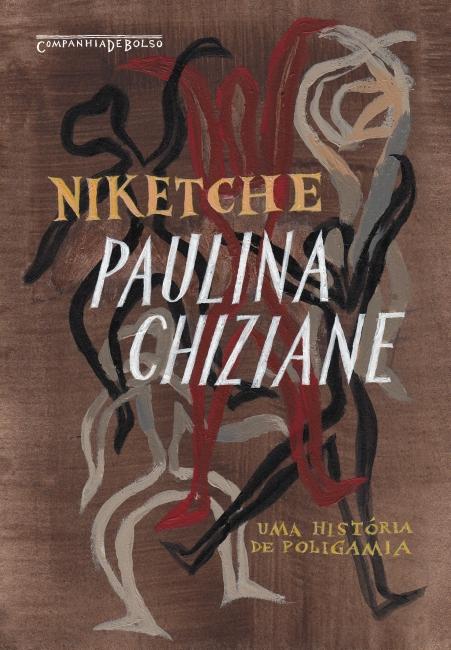 capa do livro Niketche, uma história de poligamia, de Paulina Chiziane